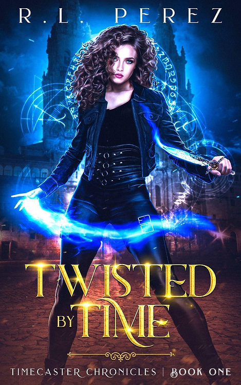 Signed Copy of Twisted by Time