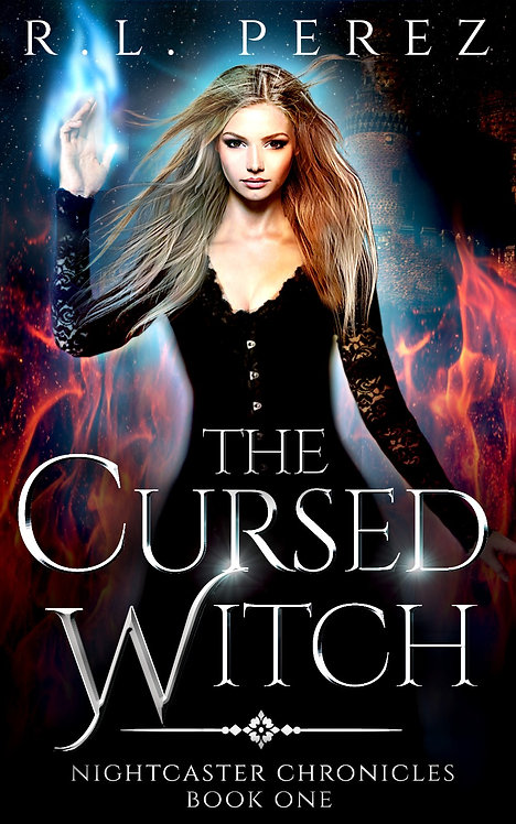 Signed Copy of The Cursed Witch