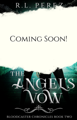 The Angel's Vow Temporary Cover