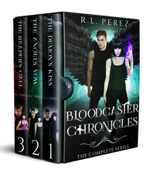 Bloodcaster Chronicles Box Set