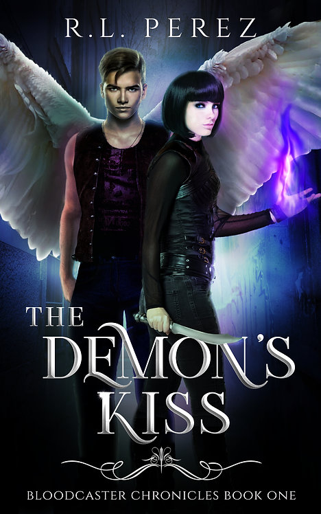 Signed Copy of The Demon's Kiss