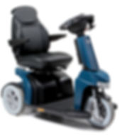 Go Elec scooter elctrique PMR Belgique