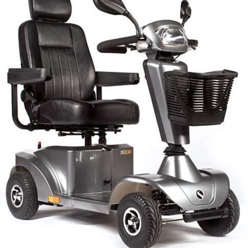 S 400 - Compact et confortable