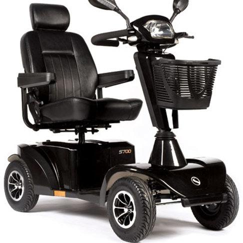 S700 - Puissant et confortable