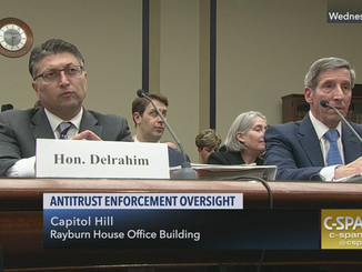 Incoming House Democrats Promise Stronger Antitrust Oversight