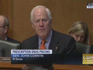 Senate Judiciary Committee Will Markup Drug Pricing Bills This Month