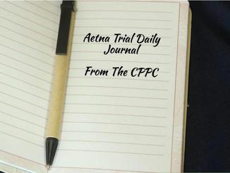 DOJ's closing argument at Aetna trial