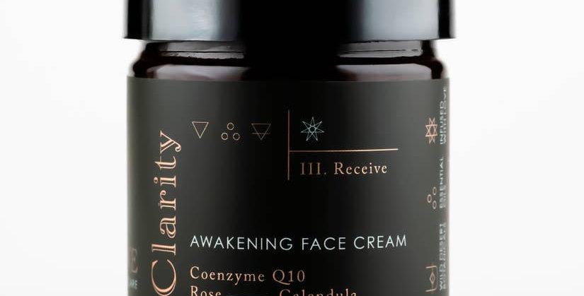 Clarity & Awakening Face Cream