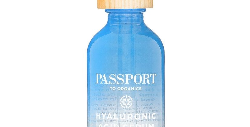 Passport to Organics Hyaluronic Acid Serum