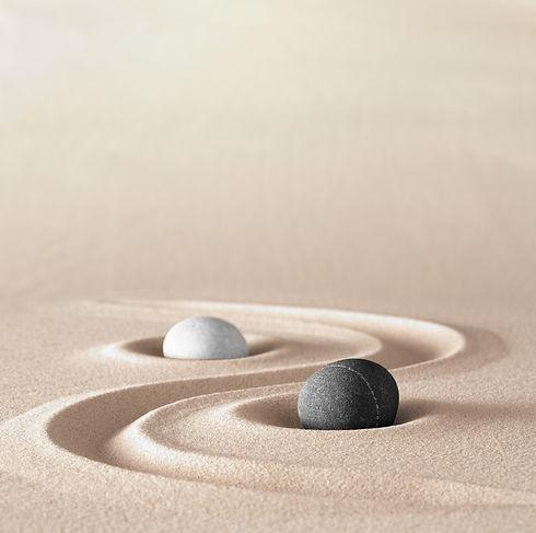 yin and Yang symbol of dualism in ancien