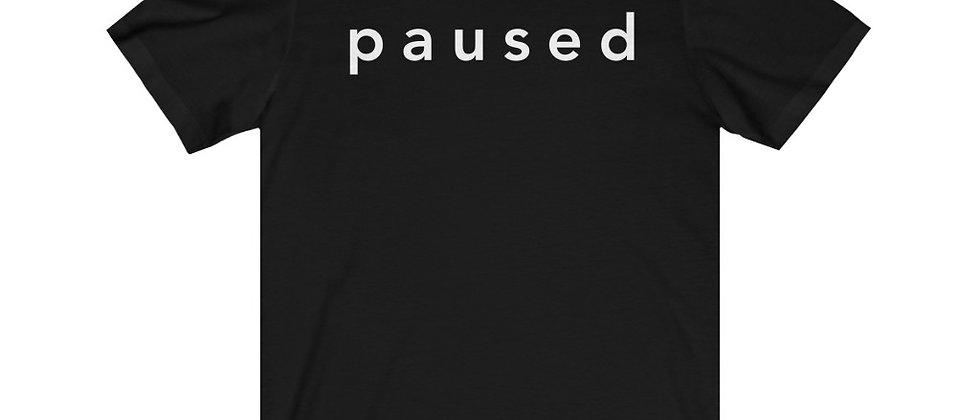 Paused Tee