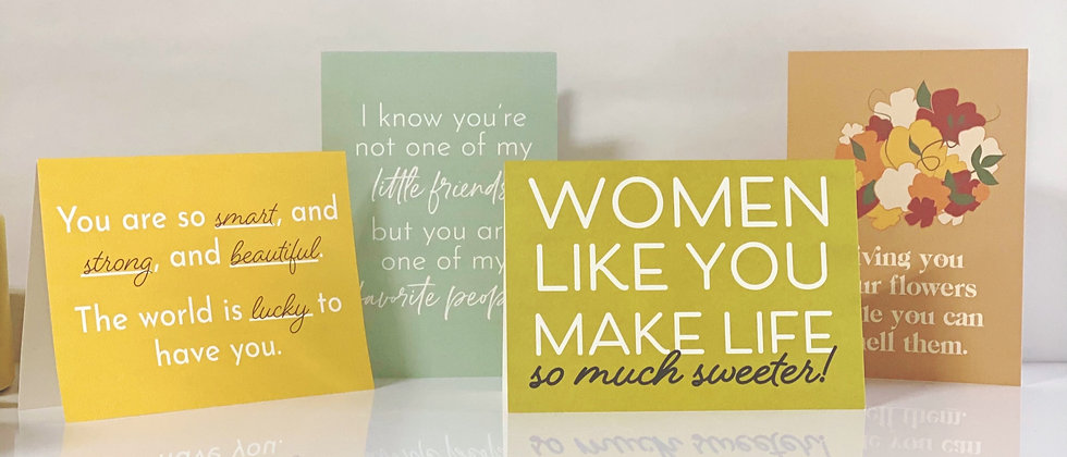 Aya Paper Co. Greeting Cards