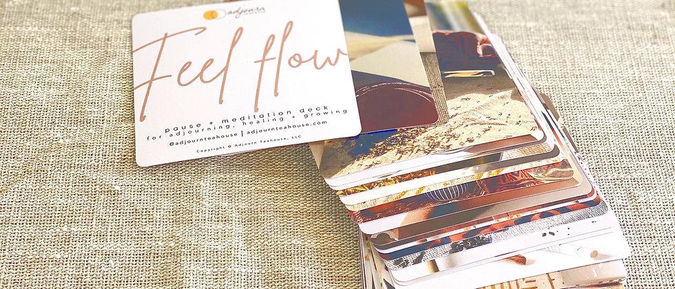 Feel Flow Card Deck