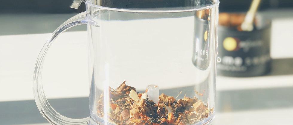 Gravity Tea Maker