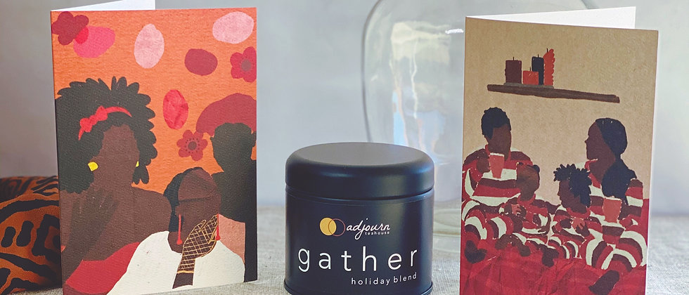 Gather x Aya Paper Co.