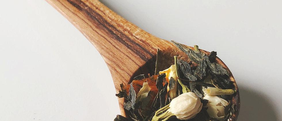 Olive Wood Tea Scoops
