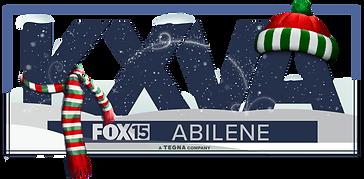 KXVA FOX 15 Yule Logo