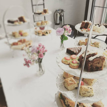 Afternoon Tea Corporate style