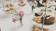 Afternoon Tea Corporate style!