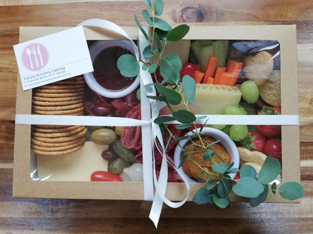 Grazing Boxes delicious Grazing Table style treats boxed and delivered!