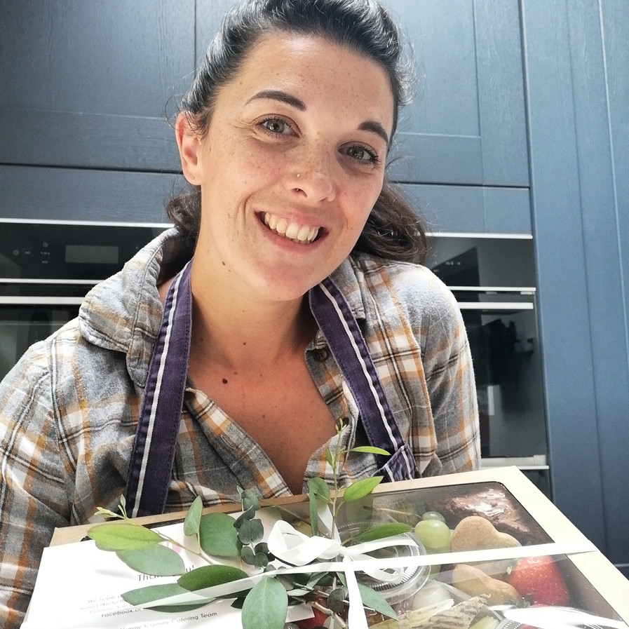 The face behind our Grazing box delivery