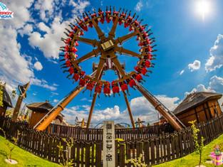 Le top 10 des attractions à Energylandia