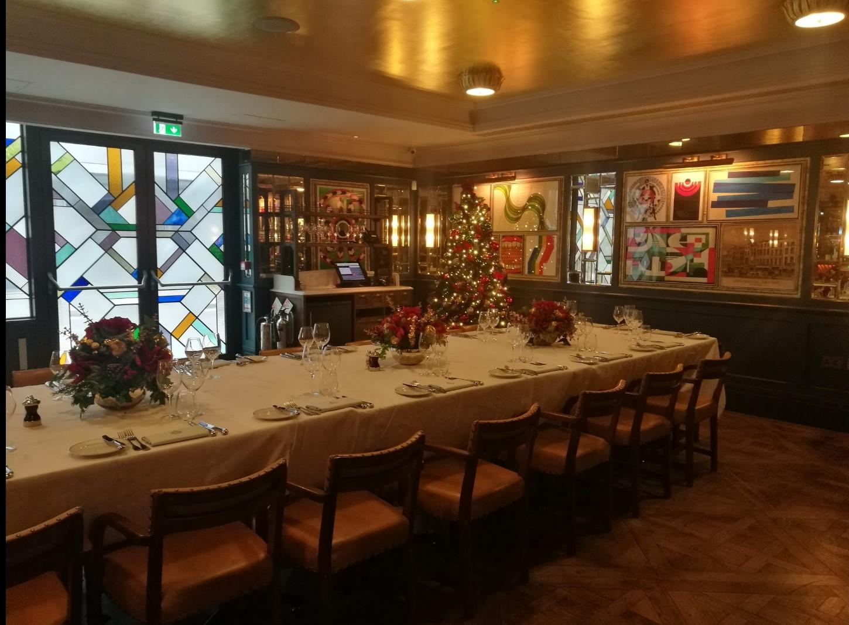 Formal Dinner London 2019