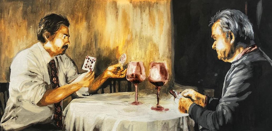 2019 Wine Label for Tenuta Branca