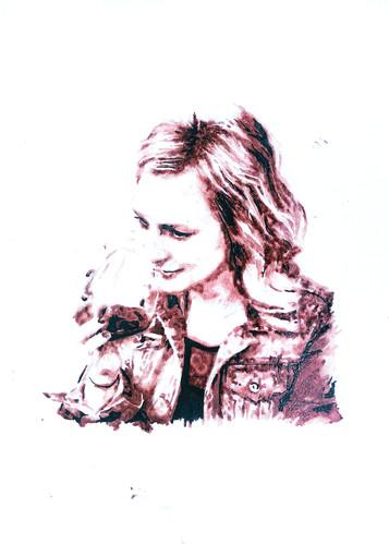 Friend's Portrait