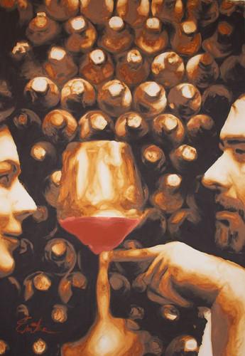 2014 Wine Label for Tenuta Branca