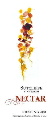 Nectar Wine Label