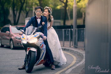 Lenscape Creation by Mr Kelly Chan 婚禮攝影8
