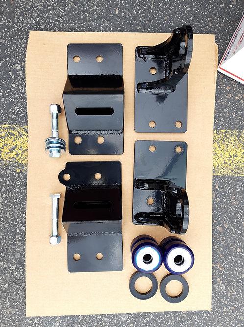 12V/24V Cummins to 99-07 Ford Super Duty Engine Mount Kit