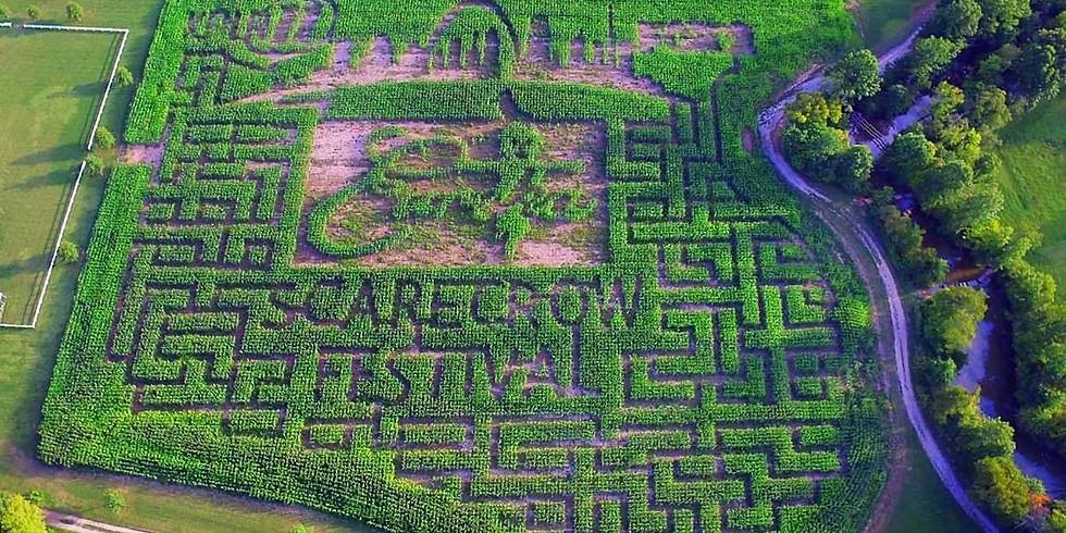 Brookdale Farms Corn Maze & Fall Activities - Oct 1 - Oct 31