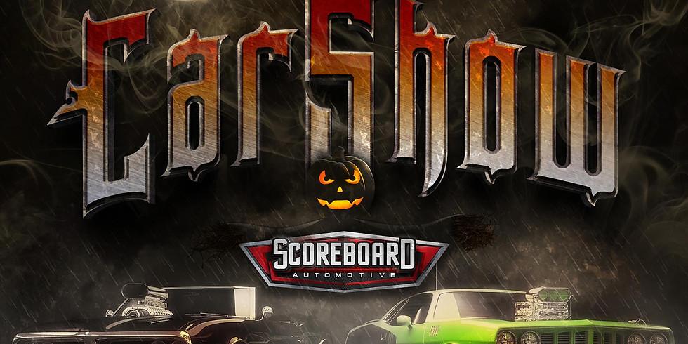 Scarecrow Festival Car Show