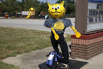Blevins Elementary Scarecrow - Eureka, MO