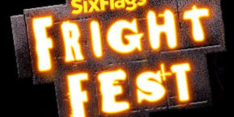 Six Flags HALLOWFEST
