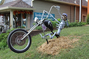 D and C Cycle Scarecrow - Eureka, MO