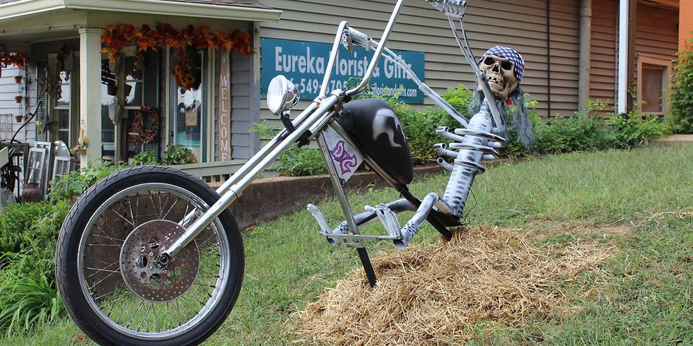 Scarecrow Voting! Oct 1 - Oct 31