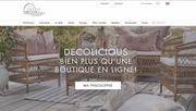 Décolicious ( Boutique en ligne )