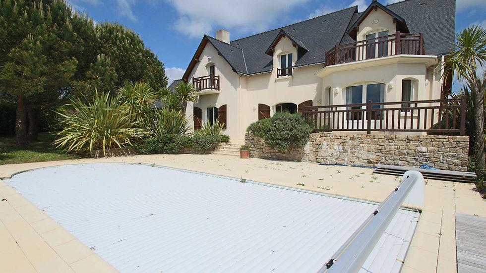 Très belle villa de 225 m2 au cœur du golf de La Baule