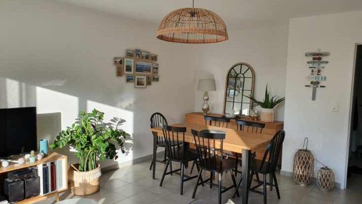 Appartement en parfait état en rez de jardin à Sainte Marguerite , Pornichet.