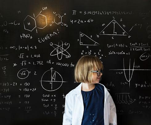little-girl-education-blackboard-concept