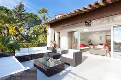 Rénovation intégrale d'une maison provençale