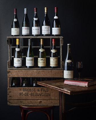 « Zamoureux du Vin » (24 bouteilles)