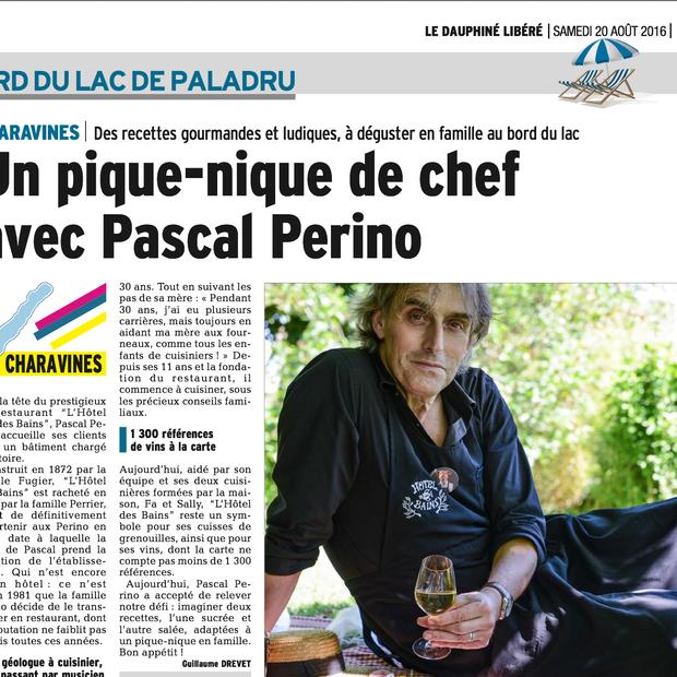 Le Dauphine - Pascal Perino