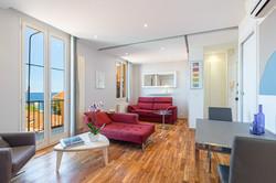 Agencement d'intérieur pensé par un architecte de Nice