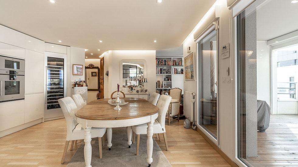 Appartement contemporain au cœur de La Baule