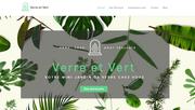 Verre et vert (Boutique en ligne)