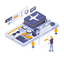 Flat-color-Modern-Isometric-Illustration